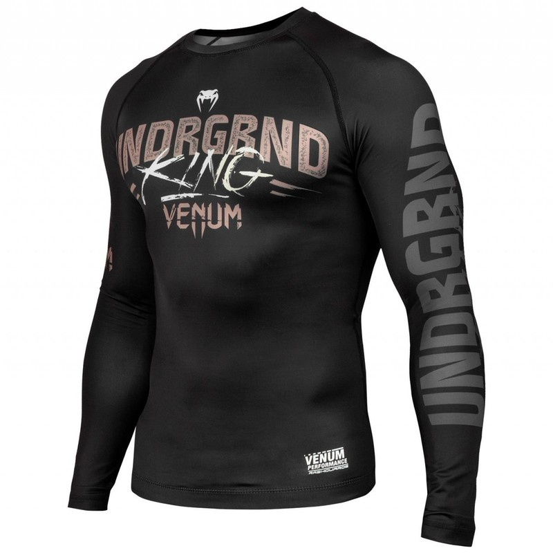Venum Underground Rashguard Long Sleeves