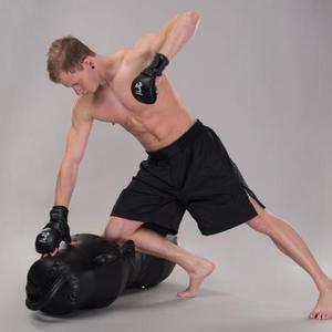 MMA Shorts weit schwarz d6e4f5d315
