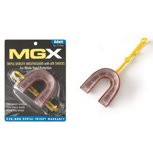 SHIELD MGX 3-stufig mit Luftpolster rot Adult