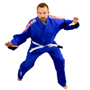 PHOENIX BJJ GRAB`N FIGHT blau