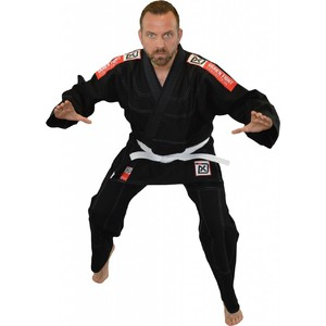 PHOENIX BJJ GRAB`N FIGHT schwarz