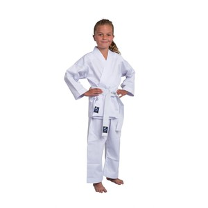 BASIC EDITION Karate weiss