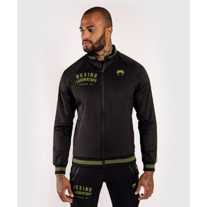 Venum Boxing Lab Track Jacket - Black-khaki
